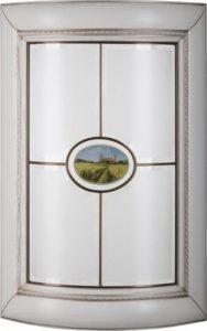 Фасад Алиери радиус стекло