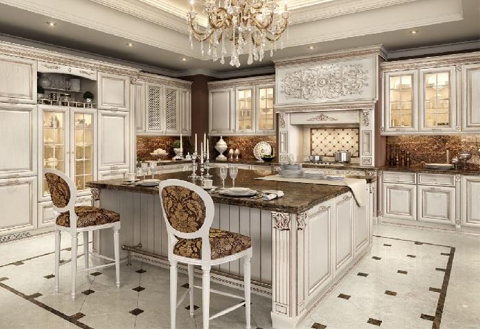 алиери фасад кухни