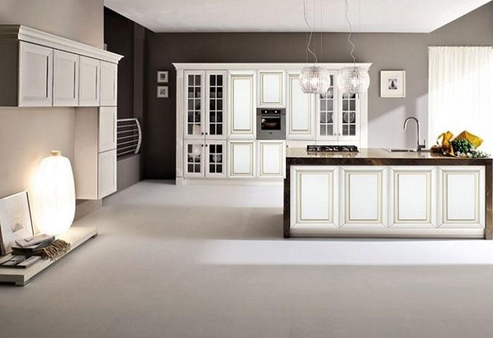 Кухня Сиареджио в интерьере