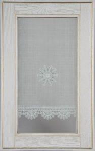 Фасад Соната Голд со стеклом Савона