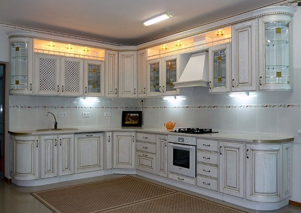 Кухня Соната Голд3