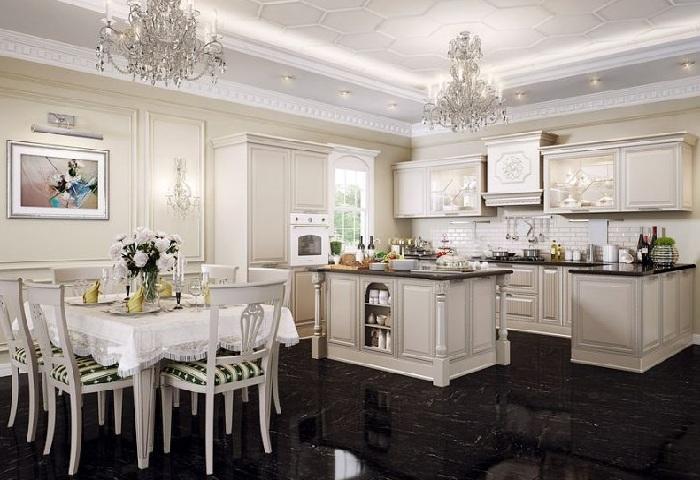 Кухня Доломита