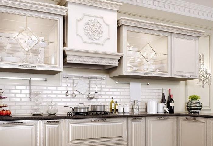 кухня доломита фото