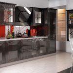 Кухня из МДФ VIVA