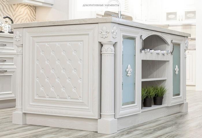 Декоративные элементы для мебели из массива.
