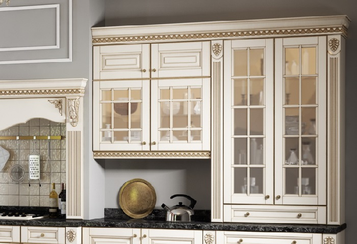 Кухня классический интерьер