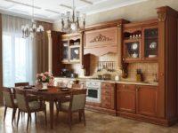 Кухонный гарнитрур классика