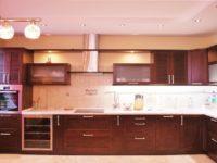 Кухонный гарнитур с угловой мойкой ARVA
