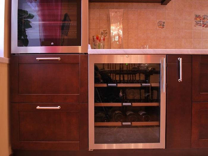 Угловой гарнитур для кухни ARVA